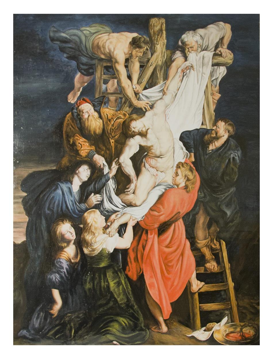 Copia Rubens | Falso d'autore Elena Zene